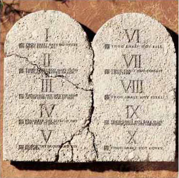 Numbers [Forum game] 10-commandments